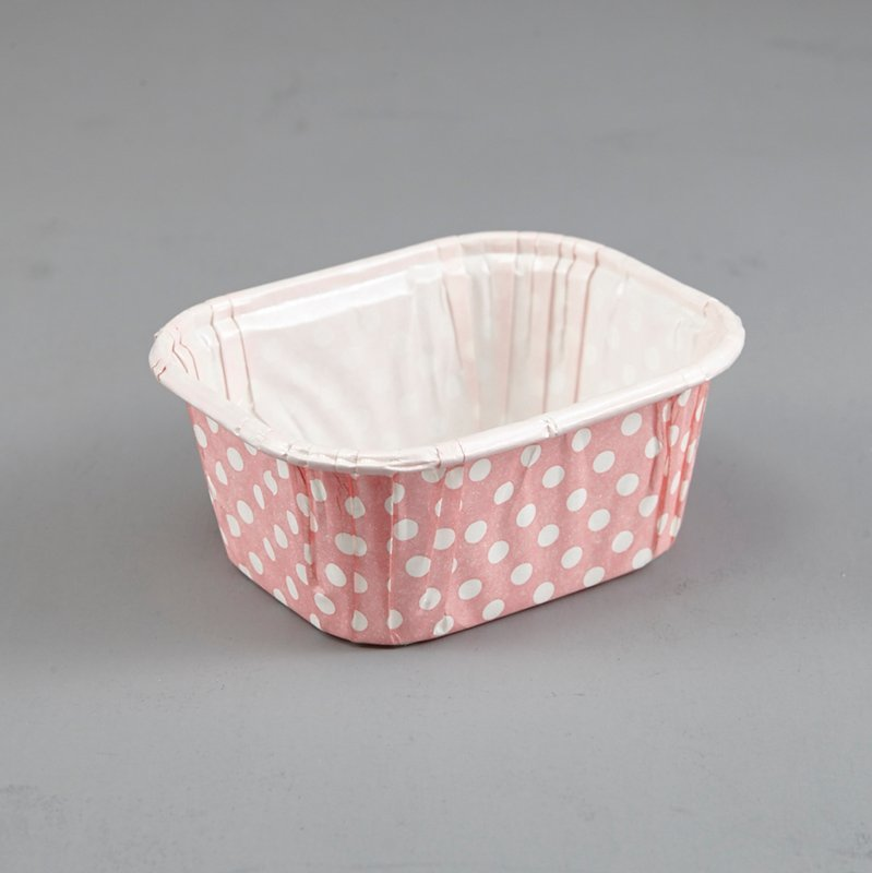 Square Paper Material Cupcake Liners Baking Cake Muffin Cup Supplies from China 65*50*40mm