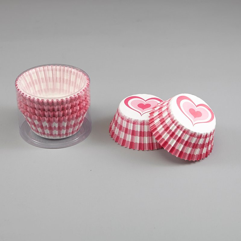 Eco Friendly Anti-Oil Cake Paper Cup